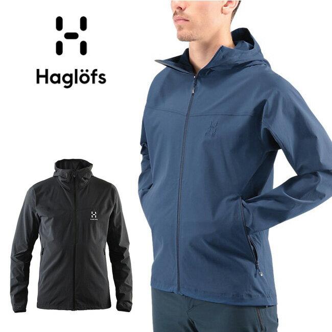 HAGLOFS/ホグロフス ジャケット DRAKEN HOOD MEN 603889 【服】メンズ アウター 防寒【即日発送】