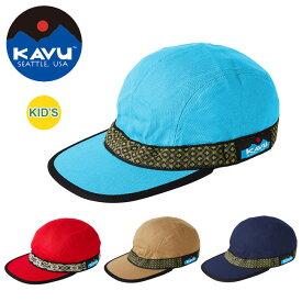 KAVU/カブー キャップ Kids Strap Cap キッズ ストラップキャップ 11864404 【帽子】【メール便・代引不可】 【highball】