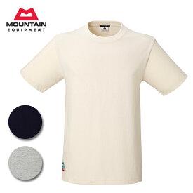 MOUNTAIN EQUIPMENT/マウンテン イクイップメント Tシャツ ME OLD LOGO TEE ME・オールド・ロゴ・ティー 425716 【服】【t-cnr】メンズ【メール便・代引不可】 【highball】