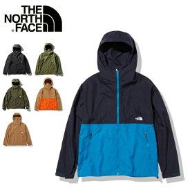 ● THE NORTH FACE ノースフェイス COMPACT JACKET コンパクトジャケット NP71830 【日本正規品/アウター/フーデッド/フーディ】