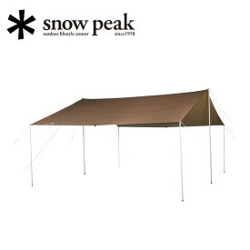 ● snowpeak スノーピーク HD-Tarp Recta L HDタープ シールド・レクタ(L) TP-842H 【アウトドア/キャンプ/日除け】