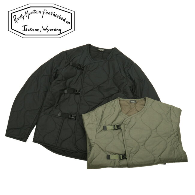 Rocky Mountain Featherbed ロッキーマウンテンフェザーベッド TD JACKET【アウトドア/ダウン】 【highball】Rocky Mountain Featherbed ロッキーマウンテンフェザーベッド TD JACKET【アウトドア/ダウン】 【highball】