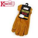 ● Kinco Gloves キンコグローブ Unlined Cowhide Driver Gloves 50 【アウトドア/ガーデニング/DIY/ドライブ】【メー…