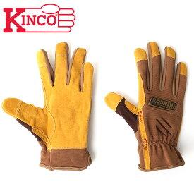 Kinco Gloves キンコグローブ KincoPro Synthetic Leather Gloves 2014 【アウトドア/ガーデニング/DIY/ドライブ】