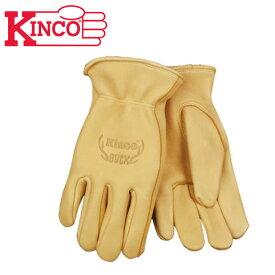 Kinco Gloves キンコグローブ Unlined Grain Deersin Leather Driver 80M 【アウトドア/ガーデニング/DIY/ドライブ】