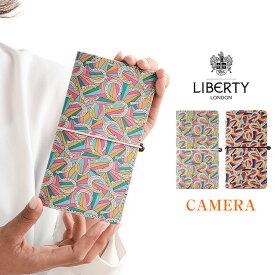 「リバティ・Derby Day ダービー・デイ・カメラ穴」リバティ スマホケース 手帳型 全機種対応 本革 かわいい 花柄 カメラ穴 HIGHCAMP 母の日 iPhonese2 らくらくホン対応