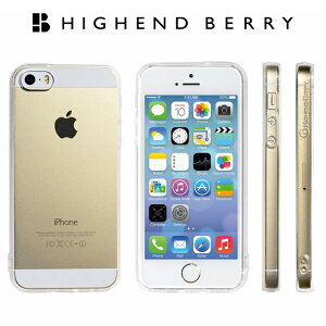 HighendberryiPhone5/iPhone5sソフトTPUケース