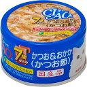 チャオ 7歳からのかつお&おかか(かつお節)75g×24缶〔17030812cw〕