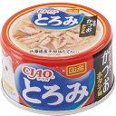 いなば チャオ とろみ ささみ・かつお ホタテ味 80g×24缶〔17050811cw〕