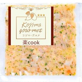 コジマ・グルメ 楽cook 豚肉と人参のクリームシチュー 80g