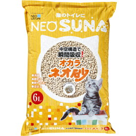 ネオ砂 オカラ 6L