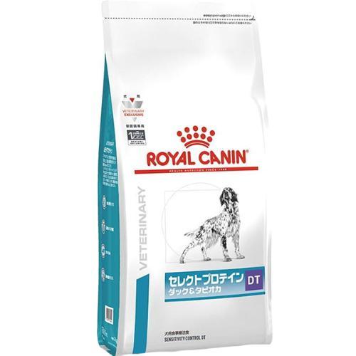 [食事療法食]ロイヤルカナン ベテリナリーダイエット 犬用 セレクトプロテイン (ダック&タピオカ) ドライ 3kg
