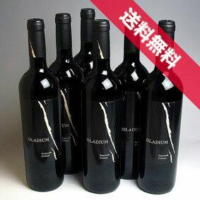 【送料無料】カンポス・レアレス グラディウム テンプラニーリョ クリアンサ 6本セットBodegas Campos Reales Gladium Tempranillo Crianza スペインワイン/赤ワイン/ミディアムボディ/750ml×6【スペインワイン】【まとめ買い 業務用にも!】