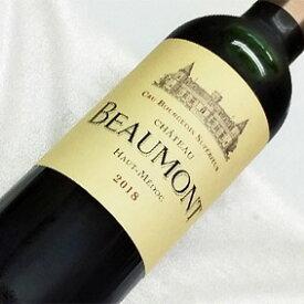 シャトー ボーモン [2016] ハーフボトルChateau Beaumont [2016年] 1/2 フランスワイン/ボルドー/オー・メドック/赤ワイン/ミディアムボディ/375ml