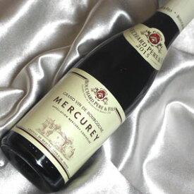 ブシャール・ペール・エ・フィス メルキュレ ルージュ [2015]  ハーフボトル Bouchard Pere & Fils Mercurey Rouge [2015年] 1/2フランスワイン/ブルゴーニュ/赤ワイン/ミディアムボディ/ハーフワイン/375ml