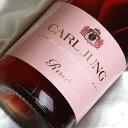 ノンアルコールワイン カールユング スパークリングワイン ロゼ Carl Jung Rose ドイツ/やや甘口/750ml/アルコール分0.5%未満 【脱アルコールワイン】【楽天 通販 販売】