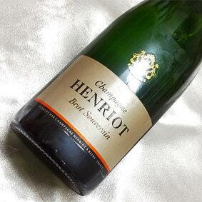 アンリオ ブリュット・スーヴェラン ハーフボトル Henrio Brut Souvetain 1/2フランス/シャンパーニュ/シャンパン/辛口/ハーフワイン/375ml 【楽天 通販 販売】