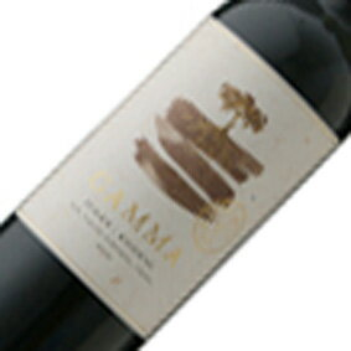 ガンマ・オーガニック シラー レセルヴァ Gamma Organic Syrah Reserva チリワイン/セントラルヴァレー/赤ワイン/中口/750ml 【自然派ワイン ビオワイン 有機ワイン 有機栽培ワイン bio オーガニックワイン】
