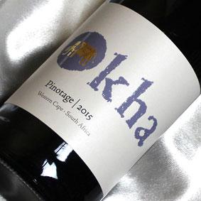 マン・ヴィントナーズ オーカ・ピノタージュMan Vintners Okha Pinotage南アフリカ/赤ワイン/ミディアムボディ/750ml 【赤ワイン辛口】【スクリューキャップ】【南アフリカワイン】【楽天 通販 販売】