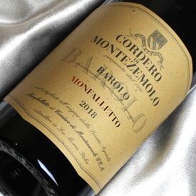 コルデロ・モンテツェモロ バローロ モンファレット [2014]Cordero Montezemolo Barolo Monfalletto [2014年] イタリアワイン/ピエモンテ/赤ワイン/フルボディ/750ml【イタリアワイン 赤 辛口】