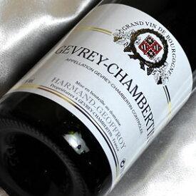 アルマン・ジョフロワ ジュヴィレ シャンベルタン [2014]Harmand Geoffroy Gevrey Chambertin [2014年] フランスワイン/ブルゴーニュ/赤ワイン/ミディアムボディ/750ml
