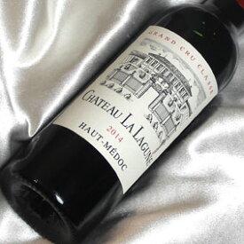 シャトー ラ・ラギューヌ [2014] ハーフボトルChateau La Lagune [2014年] 1/2フランスワイン/ボルドー/オー・メドック/赤ワイン/フルボディ/ハーフワイン/375ml