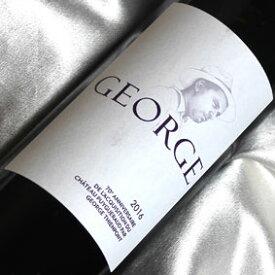 ジョルジュ バイ・ピュイゲロー [2016] George by Chateau Puygueraud [2016年] フランスワイン/ボルドー/コート・ド・フラン/赤ワイン/フルボディ/750ml