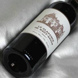 ル・クラランス ド・オーブリオン [2007] ハーフボトルLe Clarence de Haut Brion [2007年] 1/2フランスワイン/ボルドー/グラーヴ/赤ワイン/フルボディ/375ml