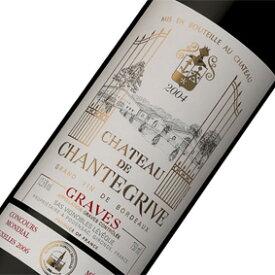 【取り寄せ品】シャトー シャントグリーヴ ルージュ [2004] Chateau Chantegrive Rouge [2004年] フランスワイン/ボルドー/グラーヴ/赤ワイン/ミディアムボディ/750ml