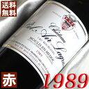 【送料無料】[1989](平成元年)シャトー ベル・エール ラグラーヴ [1989] Chateau Bel Air Lagrave [1989年] フランスワイン/ボルドー/ムーリス/赤ワイン/ミディアムボディ/750ml お誕生日・結婚式・結婚記念日のプレゼントに生まれ年のワイン!