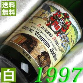 【送料無料】 1997年 白ワイン エルデナー リースリング シュペートレーゼ [1997] 750ml ドイツ ワイン /モーゼル/やや甘口/キーベル [1997] 平成9年 お誕生日・結婚式・結婚記念日の プレゼント に誕生年・生まれ年のワイン!