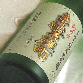 酒一筋 純米大吟醸 赤磐雄町 1.8L岡山県 利守酒造 日本酒 家飲み 宅飲み オンライン飲み オンライン飲み会 オンライン