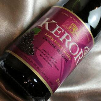 kero·发泡红·葡萄汁Keror Sparkling Red Grape Juice