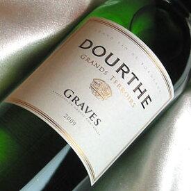 ドゥルト・フレール ドゥルト グラーヴ (白)Dourthe Graves Blanc フランスワイン/ボルドー/グラーヴ/白ワイン/辛口/750ml