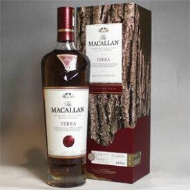 ザ・マッカラン テラ箱付き(並行品)/700ml/43.8度/オフィシャル The Macallan Terra スコッチウイスキー/シングルモルト/ハイランド/スペイサイド Highland Single Malt Scotch Whisky