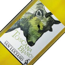 【正規品】トスカーナ ビアンコイタリアワイン/イタリア・トスカーナ/サン・ルチアーノ/白ワイン/辛口/750ml/モトックス【希少品・取り寄せ品】