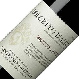 【正規品】コンテルノ・ファンティーノ・ドルチェット・ダルバ・ブリッコ・バスティア 2018年イタリアワイン/赤ワイン/ピエモンテ/フルボディ/辛口/750ml/アサヒビール【希少品・取り寄せ品】