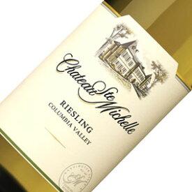 【正規品】シャトー サンミッシェル コロンビア ヴァレー リースリングアメリカワイン/ワシントン/シャトー サンミッシェル/白ワイン/ライトボディ/やや辛口/750ml/ファインズ/サントリー【希少品・取り寄せ品】