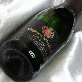 セグラ・ヴューダス ブルート・レゼルバ ハーフボトルSegura Viudas Brut Reserva 1/2スペインワイン/スパークリングワイン/辛口/375ml 【cava】【スペインワイン】【泡 発泡】