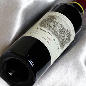 ☆★期間限定特別価格★☆カリュア・ド・ラフィット [2008] ハーフボトルCarruades de Lafite [2008年]1/2フランスワイン/ボルドー/ポイヤック/赤ワイン/フルボディ/375ml/ハーフワイン