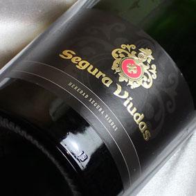 セグラ・ヴューダス ブルート・レゼルバ マグナムボトルSegura Viudas Brut Reserva Magnum スペインワイン/カヴァ/スパークリングワイン/辛口/1500ml 【cava】【スペインワイン】【マグナムボトル】【泡 発泡】【楽天 通販 販売】
