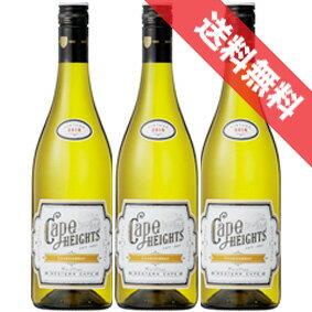 【送料無料】ブティノ ケープ・ハイツ シャルドネ 6本セット Boutinot Cape Heights Chardonnay 南アフリカワイン/ウエスタン・ケープ/白ワイン/辛口/750ml×6 【楽天 通販 販売】【まとめ買い 業務用にも!】【スクリューキャップ】