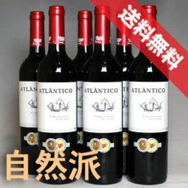 【送料無料】アレクシャンドレ・レウヴァス  アトランティコ ティント 6本セット Alexandre Relvas Atlantico Tintoポルトガルワイン/アレンテージョ/赤ワイン/ミディアムボデイ/750ml×6/リュット・アンテグレ