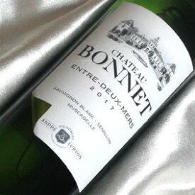 シャトー・ボネ・ブラン Chateau Bonnet Blanc フランスワイン/ボルドー/アントル・ドゥ・メール/白ワイン/辛口/750ml