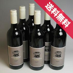 【送料無料】ローガン アップル・ツリー フラット・メルロー 6本セットLogan Apple Tree Flat Merlot オーストラリアワイン/赤ワイン/ミディアムボディ/750ml×6 【赤S】【楽天 通販 販売】【まとめ買い 業務用にも!】