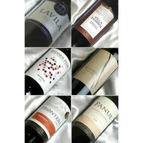 ■送料無料■ ウマくて濃いめ! 赤ワイン飲み比べ6本セット 送料込み 【赤ワインセット】【楽天 通販 販売 お酒】