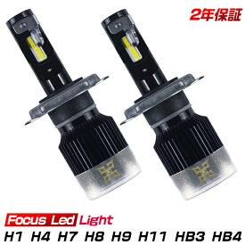 クライスラー BOXSTER H16〜# 987 ヘッドライトハイビーム[H11] LEDヘッドライト フォグランプ 新基準車検対応6000k 12V/24V対応 (H8 H9 H11 H16)共通 12000lm 2個入り 2年保証 送料無料