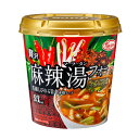 <カップ麺・グルテンフリー麺フォー>Phoyou 贅沢麻辣湯フォー×6カップ
