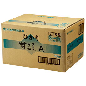 【業務用】ひかり甘こしA 10kg業務用調味料/みそ/味噌