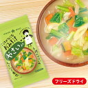 ひかり味噌 フリーズドライ こころがなごむおみそ汁やさい 6食味噌汁・みそ汁・フリーズドライ・インスタント・簡単・便利・即席・手軽・自宅用・時短・野菜・スープ